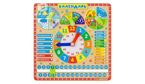 """Бизиборд """"Календарь"""""""