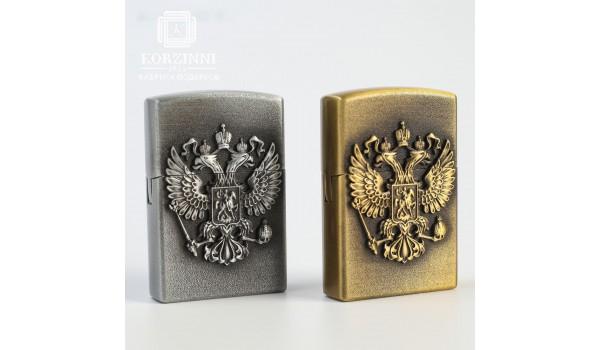 Зажигалка «Россия»