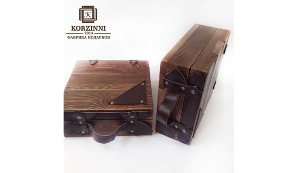 Ящики деревянные по Вашим эскизам