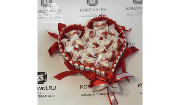 Торт - сердце