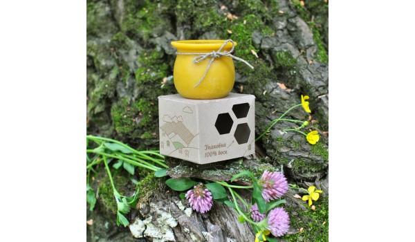 Мини-мёд в воске