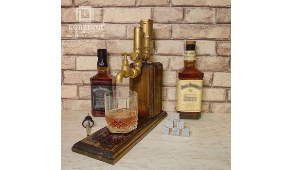 Диспенсер для виски №2