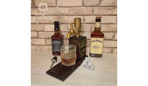 Диспенсер для виски №3