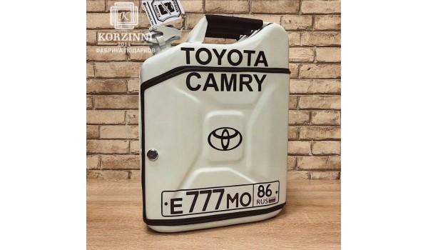 "Канистра - бар ""Toyota Camry"""