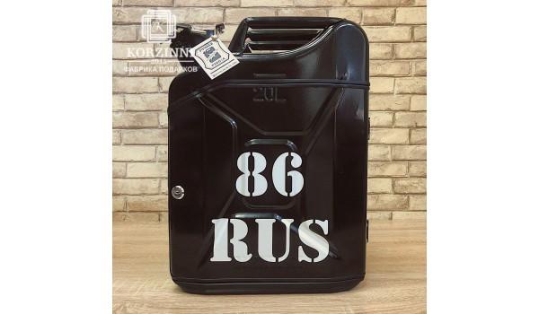 "Канистра - бар ""86RUS"""