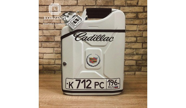 "Канистра - бар ""Cadillac"""