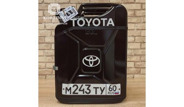 "Канистра-бар ""Toyota"""