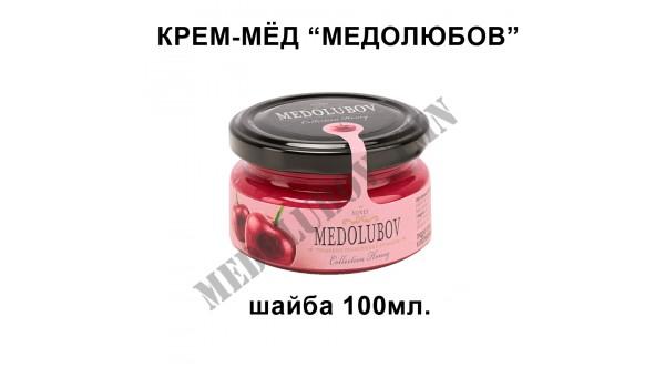 """Крем-мёд """"Medolubov"""" 100 мл"""