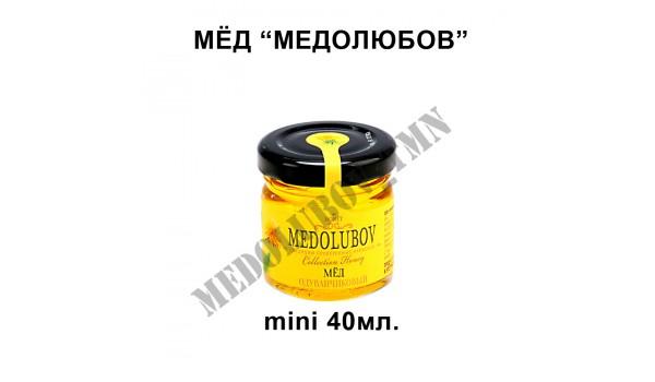 "Мёд ""Medolubov"" 40 мл"